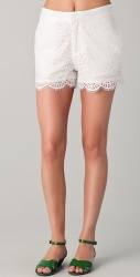 Lace Shorts by Madewell/ ShopBop.com