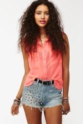 Stunna Cutoff Shorts/NastyGirl.com