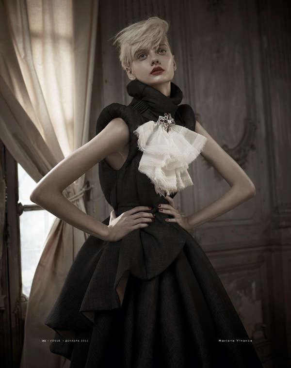 Russian Vogue December 2012