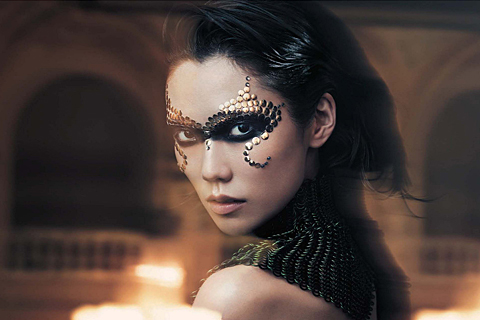 Tao Okamoto: Vogue China Dec 2012