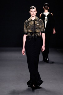 Naeem Khan - Runway - Fall 2013 Mercedes-Benz Fashion Week