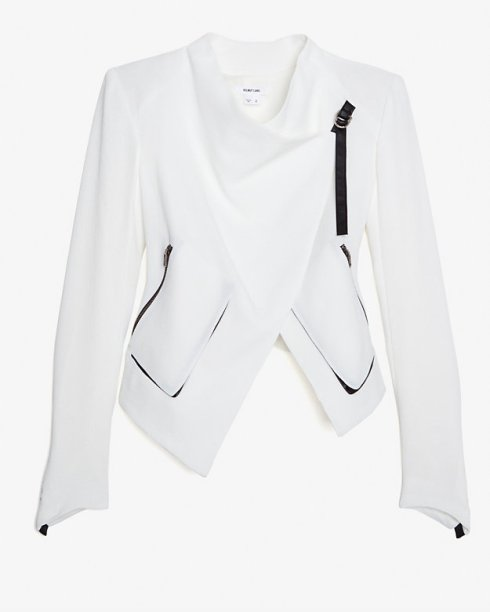 helmut lang sugar combo jacket